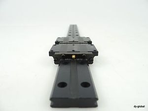 HRW17CA+470mm 1Rail 2Block Used THK Wide LM Guide Linear Bearing NSK CNC Route