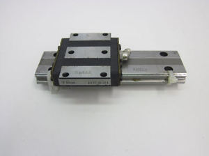 THK LM GUIDE LINEAR BLOCK HRW21 w/ 130mm LINEAR RAIL