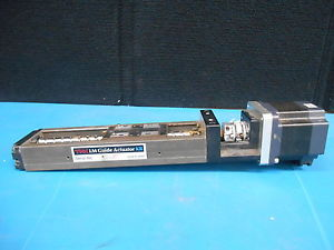 THK LM Guide Actuator KR THK KR33 With Vexta Stepping Motor PK566-Nac 5 Phase