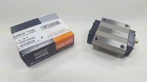 HSR15AUU with Rail THK New LM Guide Miniature Linear Motion Bearing Automation