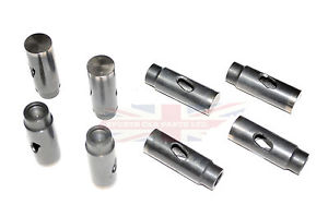 Brand New Set of 8 Cam Followers Lifters Tappets MGA MGB 1955-71 Made in the UK