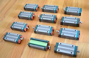 NEW Hiwin LGH20HA Linear LM Guide Rail Bearings – THK NSK IKO CNC Router DIY Kit