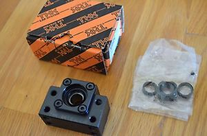 NEW THK BK12 Ballscrew Fixed End Support Block Bearing 12mm ID – CNC Ball Screw