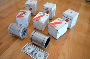 *NEW* NB SM-50G Linear Ball Bushing Bearing 50mm dia. Bore – THK NSK CNC DIY Kit
