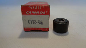 NEW IN BOX MCGILL CYR-3/4  CAM FOLLOWER BEARING