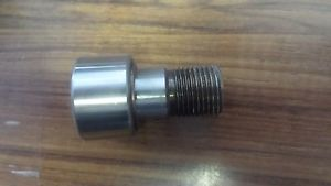 "Carter SC-32-SB Stainless Cam Follower, 1"", 7/16-20 Thread"
