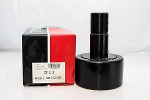 MCGILL CF4S STANDARD STUD SEALED SLOTTED STEEL CAM FOLLOWER NEW IN BOX! (G120)