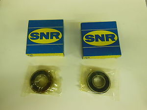 (2) SNR Bearing 6202 F20 – Lot of 2 – NEW