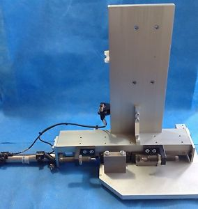 Festo Pneumatic Positioner/Handler with THK HRW27CA Linear Rail Guide
