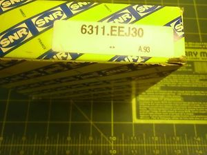 SNR 6311.EE.J30 SINGLE ROW BALL BEARING # J54564