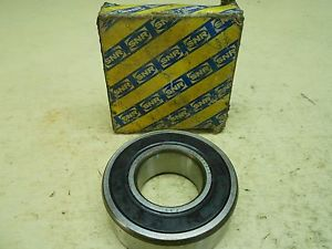 SNR Double Row Self Aligning Ball Bearing 2207 EE G15