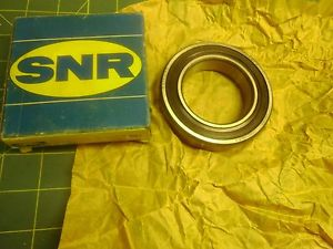 6011EEJ30 SNR SINGLE ROW BALL BEARING # J54567