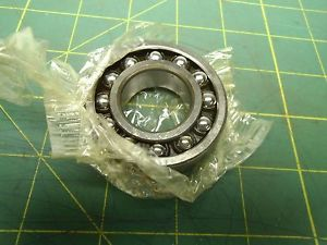 SNR SPHERICAL SELF ALIGNING BALL BEARING 1205 G15 #J53114