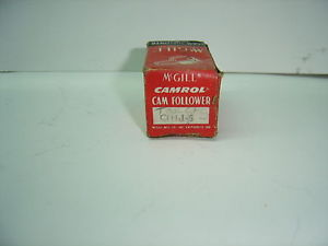 MCGILL CFH-1-S CAM FOLLOWER 5/8-18UNF 1IN OD SLOT HEAD NEW IN BOX