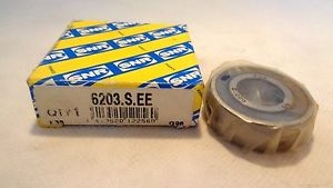 NEW IN BOX SNR 6203.S.EE SEALED BALL BEARING