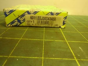 SNR 6311.EE.J30 D43A50 SINGLE ROW BALL BEARING # J54565