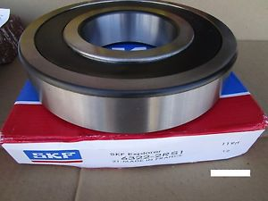 SKF 6322 2RS1,Radial Bearing, Single Row, Deep Groove(=2 FAG, NSK, Koyo, SNR)