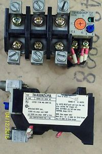 MITSUBISHI THERMAL OVERLOAD RELAY TH-K60HZKPUL