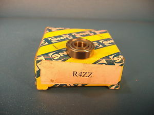 SNR R4ZZ, R4 ZZ, Small Inch-Size Ball Bearing
