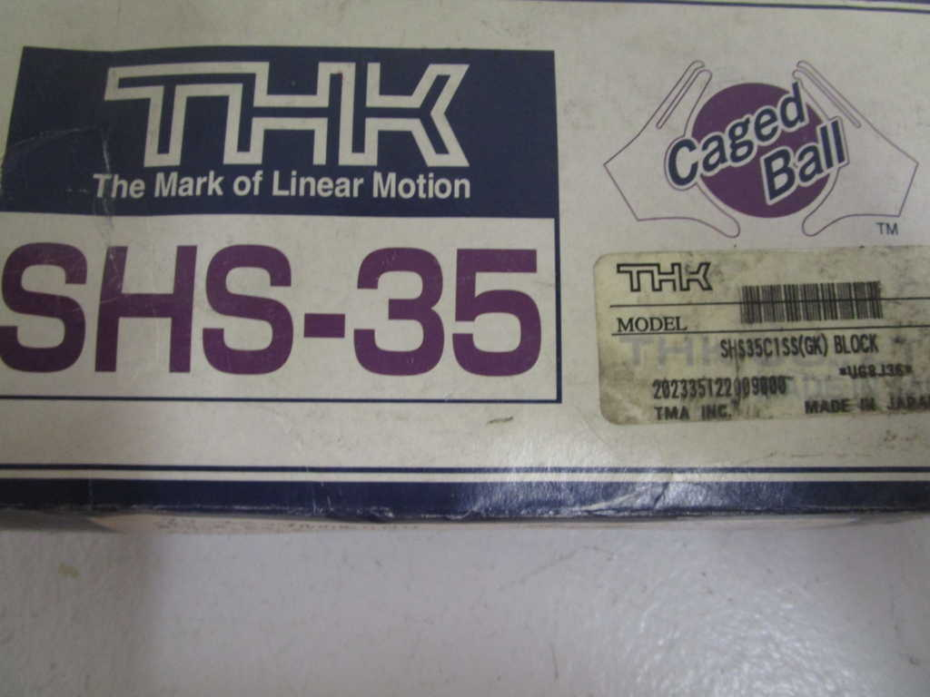THK SHS35C LINEAR BLOCK BEARING *NEW IN BOX*