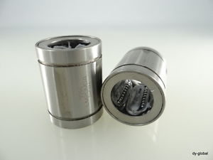 LM20MGA Used THK Stainless Steel / Lot of 2 /LM20 Ball Bush for High temperature