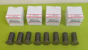 MITSUBISHI CANTER GUTS FB308B 4DR7 TAPPET SET VALVE ME023171 CAM FOLLOWER SET