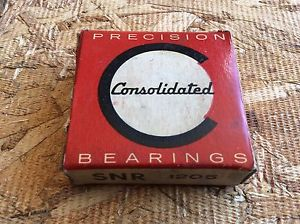 Consolidated Bearings, Cat# SNR 1205, comes w/30day warranty, free shipping