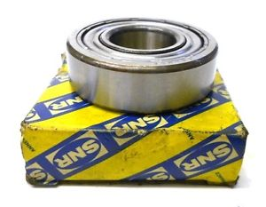 SNR BEARING 6204J30, MADE IN FRANCE, 20 X 47 X 14 MM