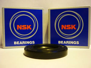 KAWASAKI ZX6R NINJA F1 – F3 95 – 97 OEM SPEC NSK REAR WHEEL BEARINGS & DISC SEAL