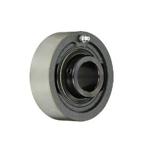 SLC20 20mm Bore NSK RHP Cast Iron Cartridge Bearing