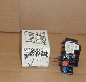 TH-K12ABKP-UL-1.3A Mitsubishi New In Box Heater Overload Relay Range 1A-1.6A