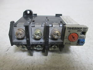 MITSUBISHI TH-K60KPUL THERMAL OVERLOAD RELAY *USED*