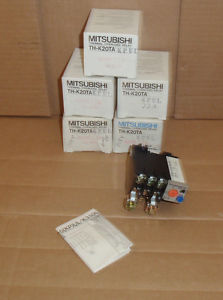 TH-K20TAKPUL-22A Mitsubishi New In Box Heater Overload Relay Range 18A-26A