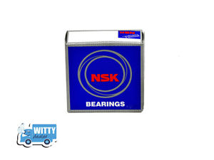 7200 BW NSK Angular Contact Ball Bearing