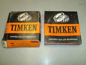 Timken Roller Bearing with sleeve 48685 48620