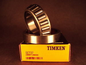 Timken Set37, Set 37 (LM603049/LM603011) Cup & Cone