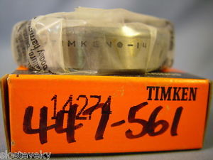 Timken 14274 Tapered Roller Bearing