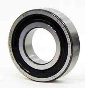 New 1pc SKF bearing 6302-2RS 15mm*42mm*13mm