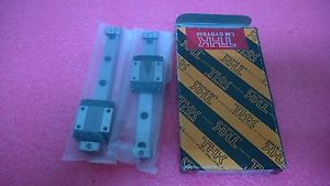 THK LM System Miniature LM Guide RSR12VMUU120LM NEW IN PACKAGE