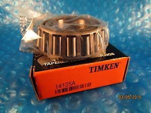 Timken 14125A Tapered Roller Bearing Cone