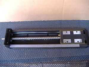 """THK LM Guide Actuator KR46 , 8"""" travel"""
