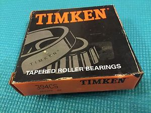 Timken Tapered Roller Bearing 394CS