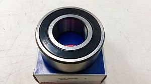 NSK 3207B 2RSTNG Double Row Angular Contact Bearing 35x72x27