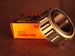 Timken 15116 Tapered Roller Bearing Cone