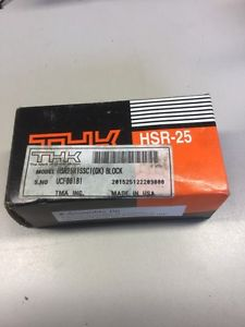 THK HSR-25 HSR25R1SSC1 *NEW*