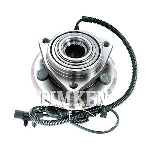 Wheel Bearing & Hub Assembly fits 2008-2012 Jeep Liberty TIMKEN