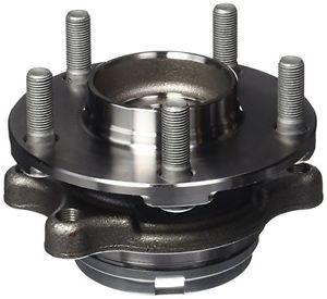 Timken HA590125 Axle Bearing and Hub Assembly