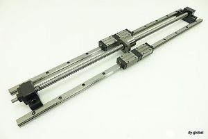 Linear Actuator Parts Used NSK LS15AL+670mm THK BTK1405+645mm EK10+EF10 Mil Lath