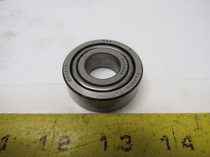 Fafnir Timken 5203KN Double Row Angular Contact Bearing 17mm Bore 40mm OD