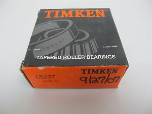 "Timken 65237 Tapered Roller Bearing Cone 2-3/8"" ID x 1-3/4"" Width"